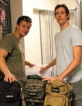 Chris and Roman Building The Ultimate Urban Survival Kit