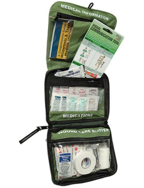 Travel First Aid Kit Smart Travel contents