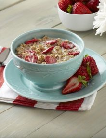Emergency Food Strawberry Granola