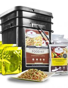Gluten Free Freeze Dried Food content