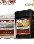 Gluten Free Emergency Food Basic Kit - Wise Food