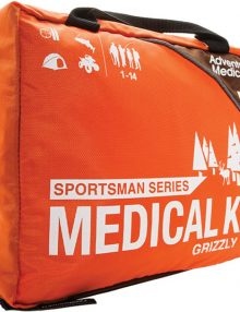 Hunting First Aid Kit Sportsman Grizzly - Adventure Medical Kits