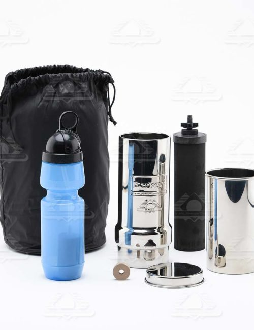 Survival Water Purification Go Berkey Kit - Berkey Water
