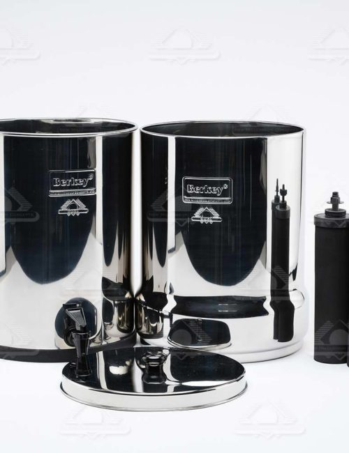 Imperial Berkey Water System components